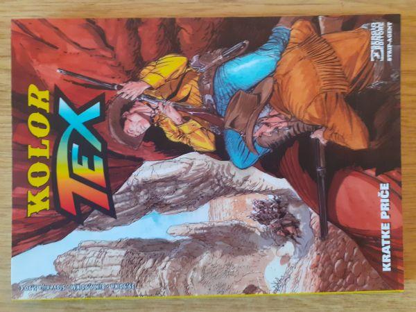 *Tex Kolor SA 6:Kratke priče